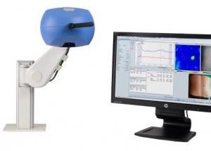 PeriCam PSI System with computer view