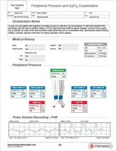 Examination report - DICOM and HL7